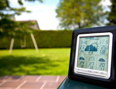 La station météo connectée, un précieux outil pour jardiner