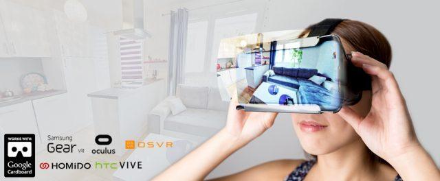 Les renseignements à connaitre sur la visite virtuelle 360